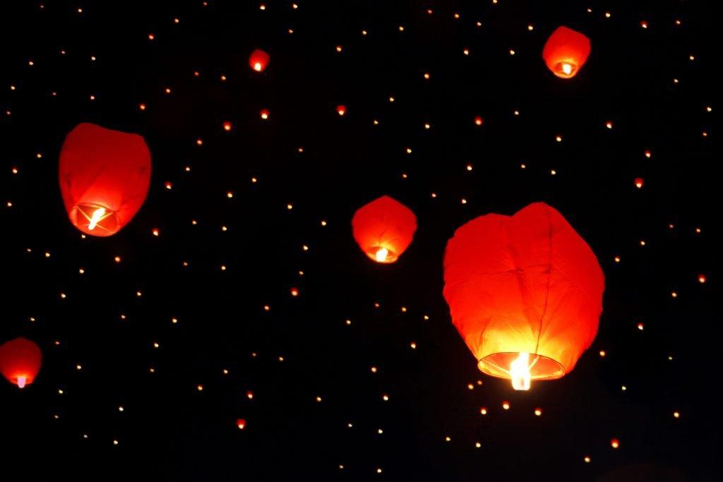 Lunar Chinese Lantern Festival