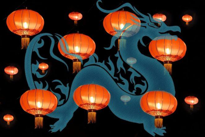 Chinese New Year Animals 2020