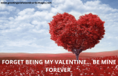 Valentine's Day Whatsapp Quotes Status