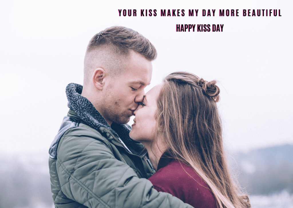 Kiss Day Whatsapp Status