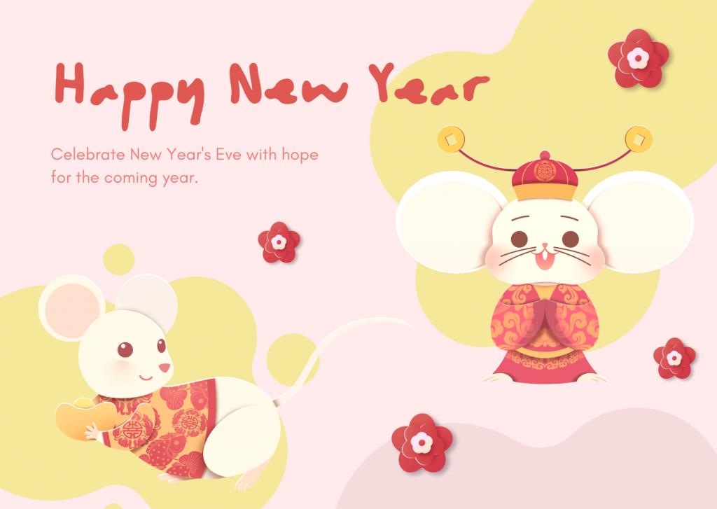 Rat Zodiac Year 2020