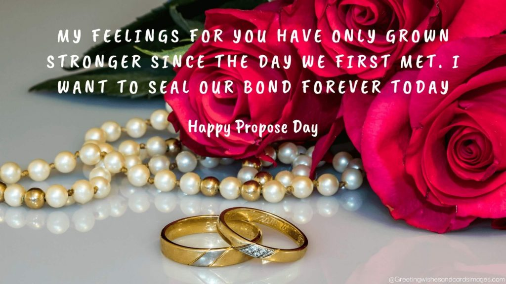 Propose Day Pics