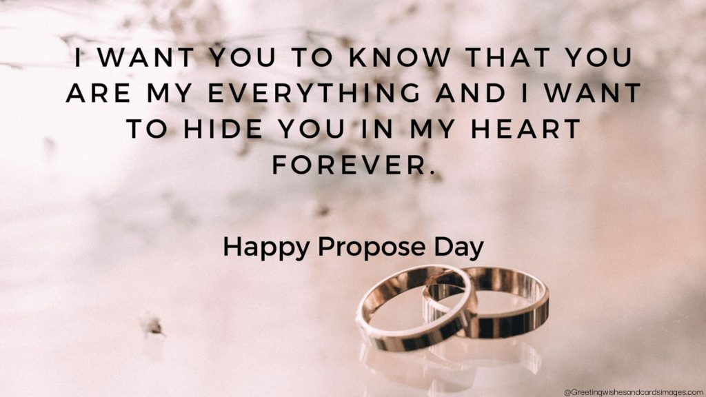Happy Propose Day 2021 Quotes