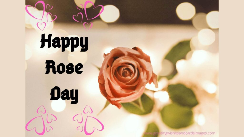 Rose Day 2021 Greetings