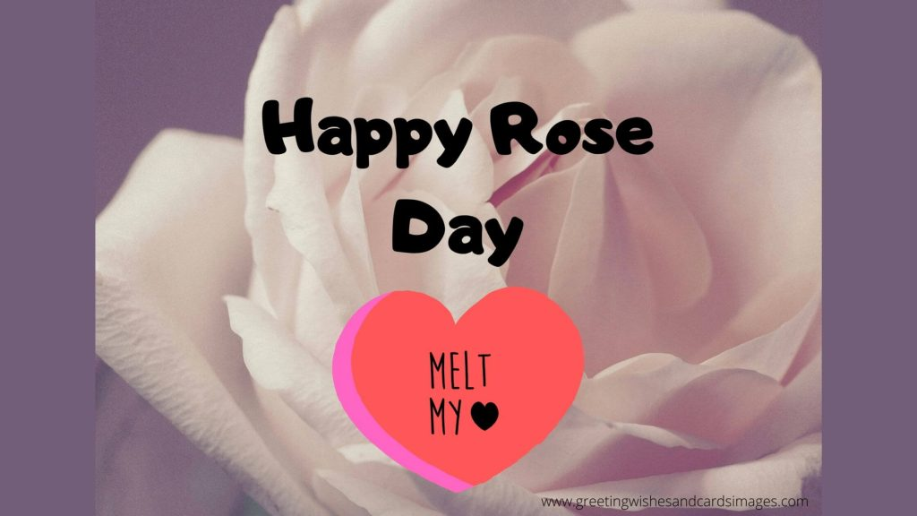 Rose Day 2021 Greetings Cards