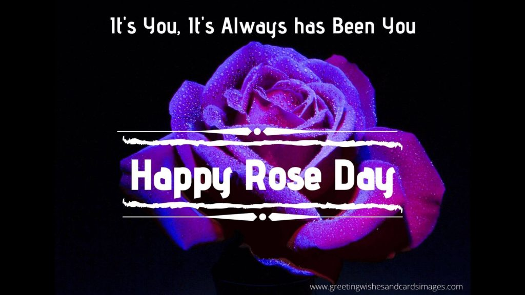 Rose Day 2021 Greetings Wishes