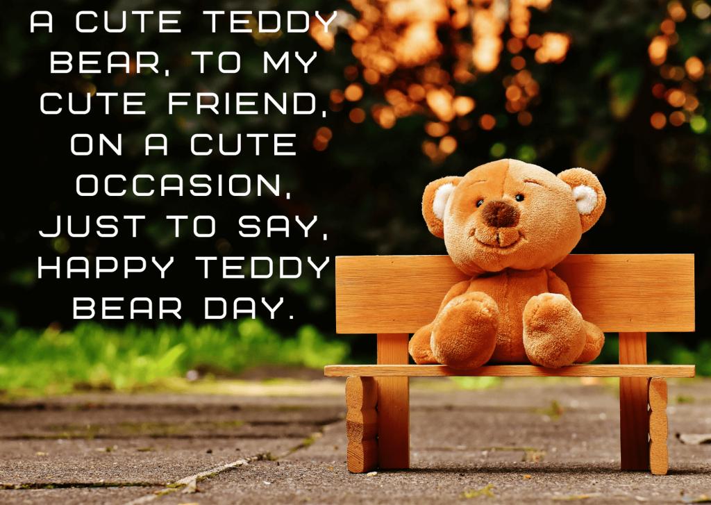 Happy Teddy Day 2020 Whatsapp Status