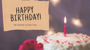 Poems For Birthdays – Happy Birthday Wishes 2020