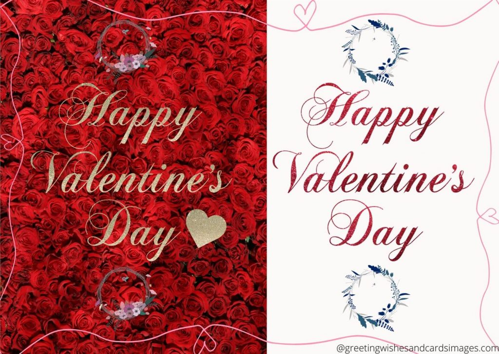 Valentine's Day 2020 Greetings Images
