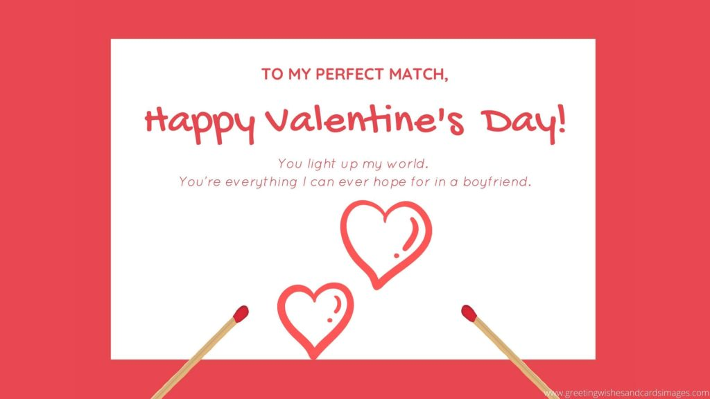 Happy Valentine's Day 2021 Greeting Cards