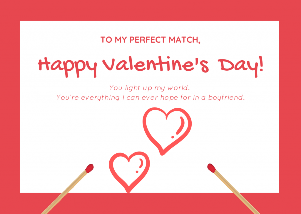 Happy Valentine's Day 2020 Greeting Cards