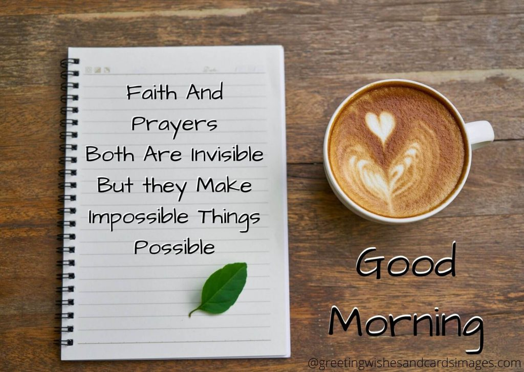 A Good Morning Prayer Image Download
