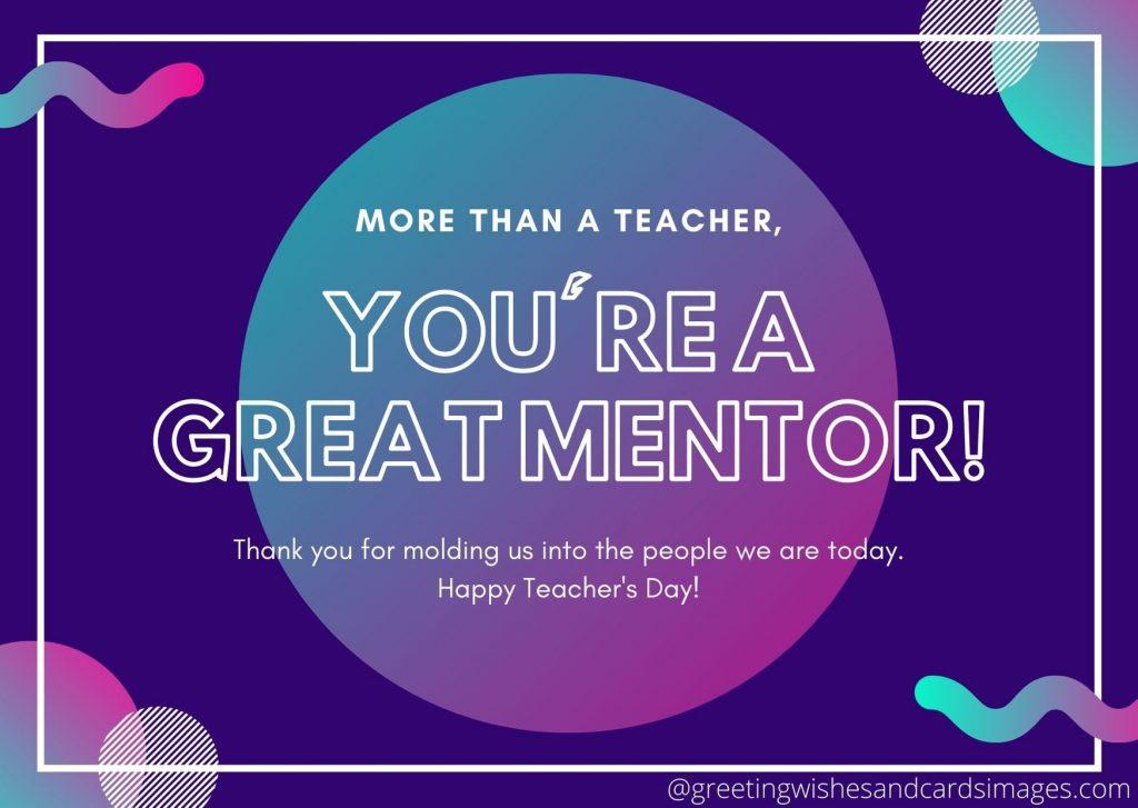 Advance Teachers Day 2020 Wishes