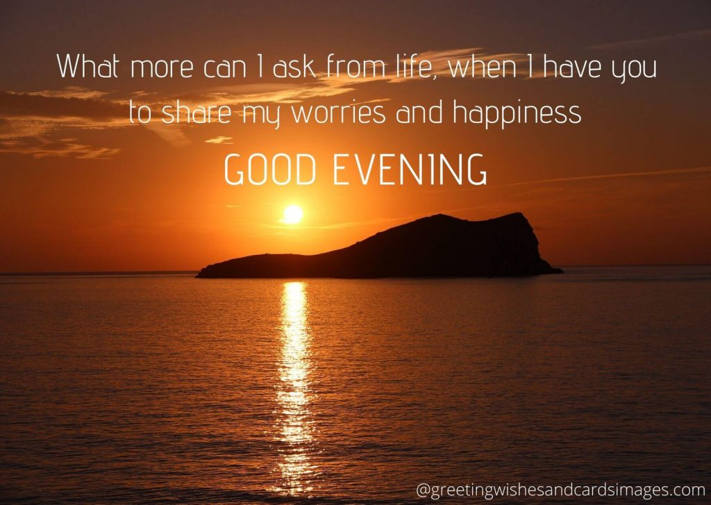 Friends Good Evening Images