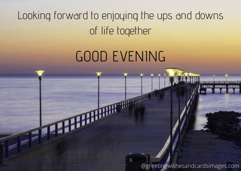 Friends Good Evening Pics