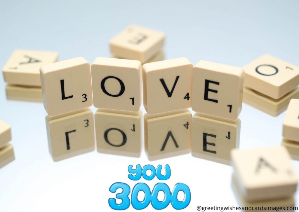 I Love You 3000 Pics