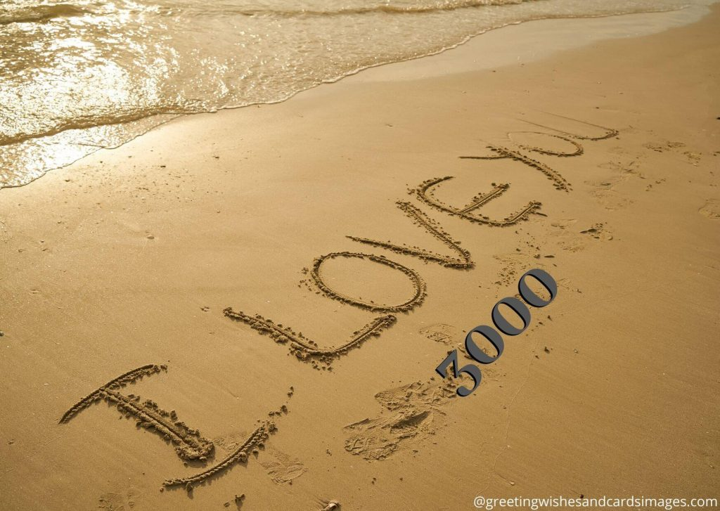 I Love You 3000 Images And Pics Downloads