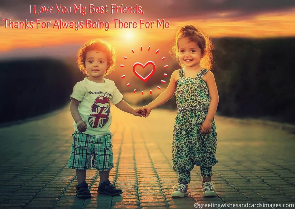 I Love You My Friend Quotes