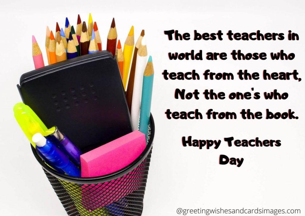 Teachers Day SMS 2020