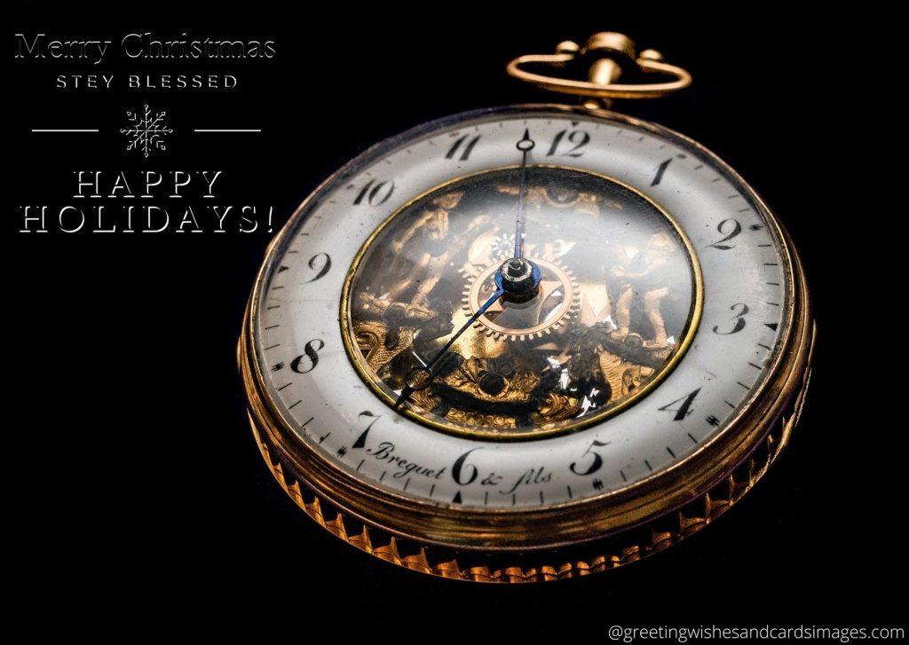 Countdown Timer For Christmas