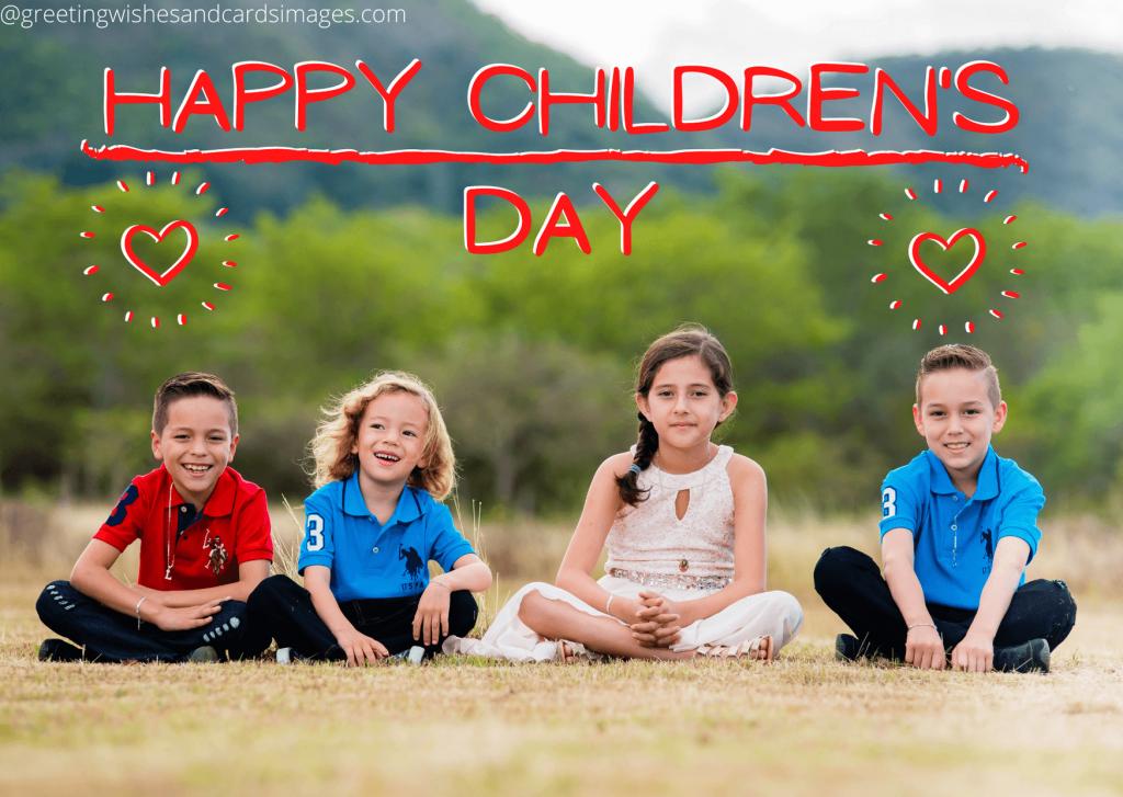 Happy Children's Day 2020