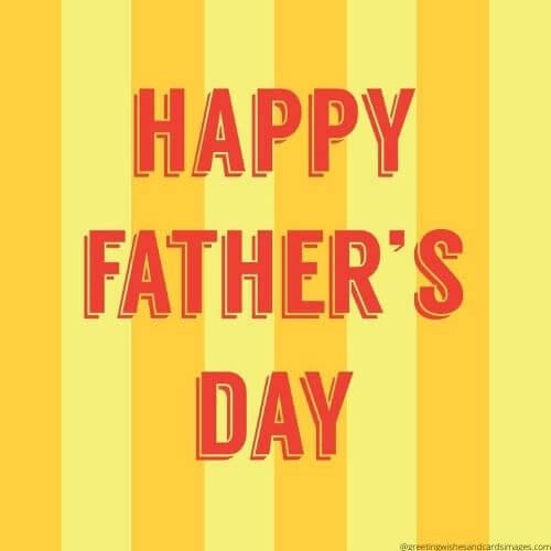 Happy Father's Day Wishes For All Dads