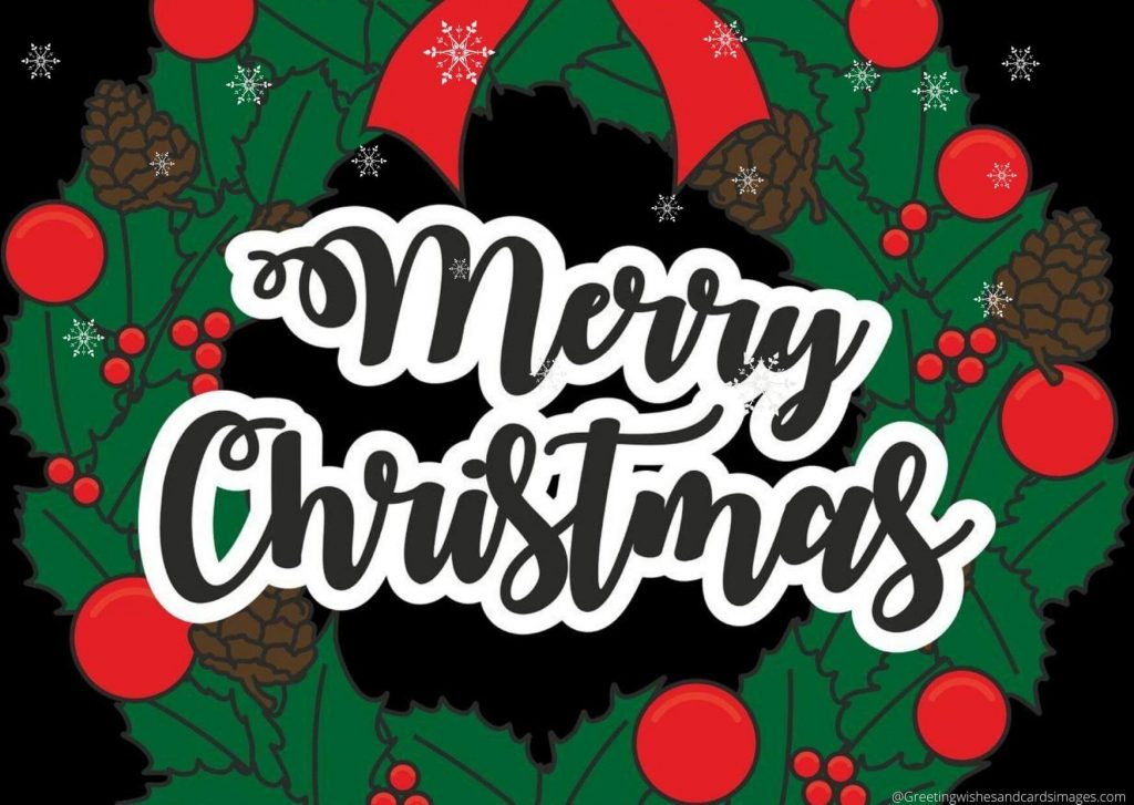 Happy Christmas 2020 Cards