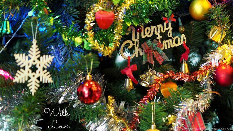 Classic Christmas Tree Decorations
