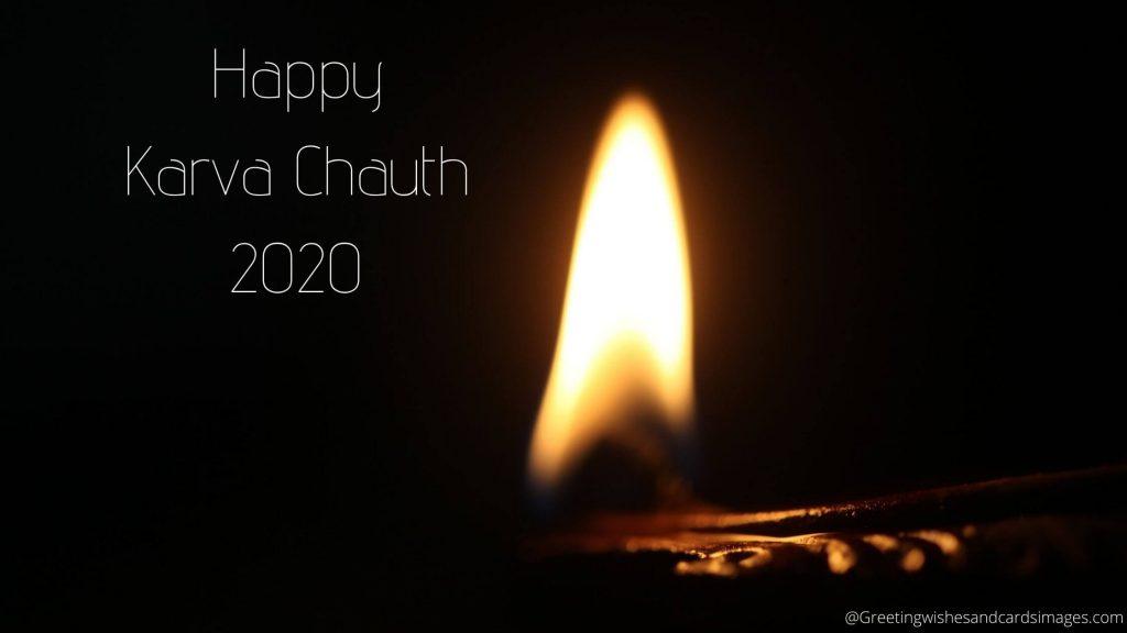 Happy Karva Chauth 2020