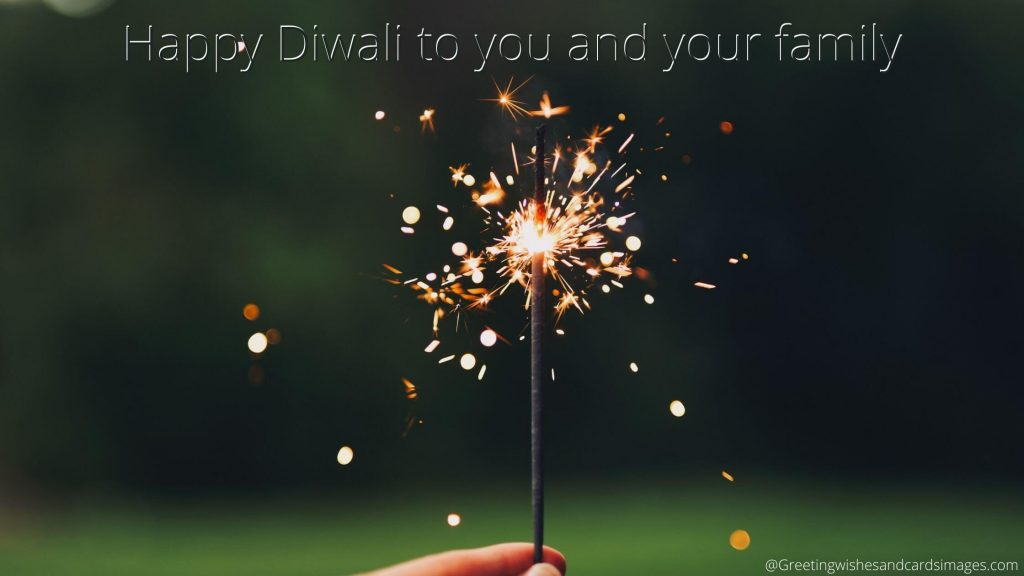 Happy Diwali Wishing SMS 2020