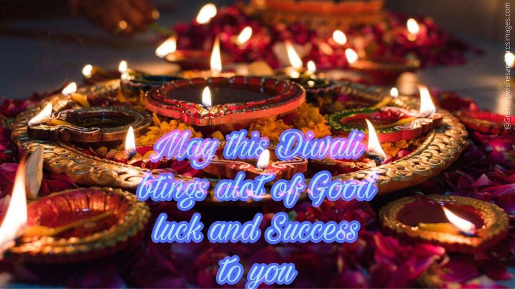 Advance Diwali Cards