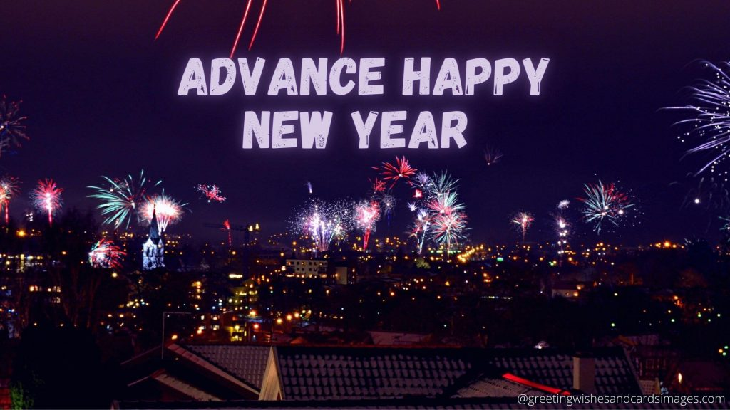 Advance Happy New Year 2021 Greetings