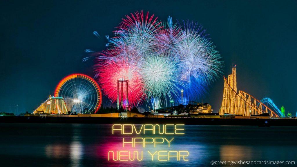 Advance Happy New Year Pics