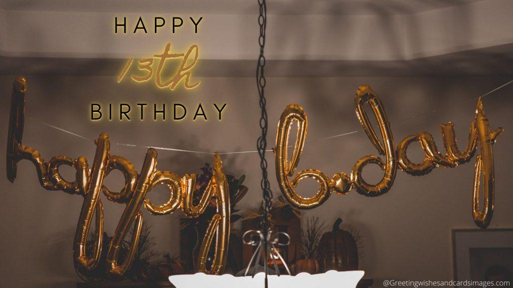 Happy 13th Birthday Sister