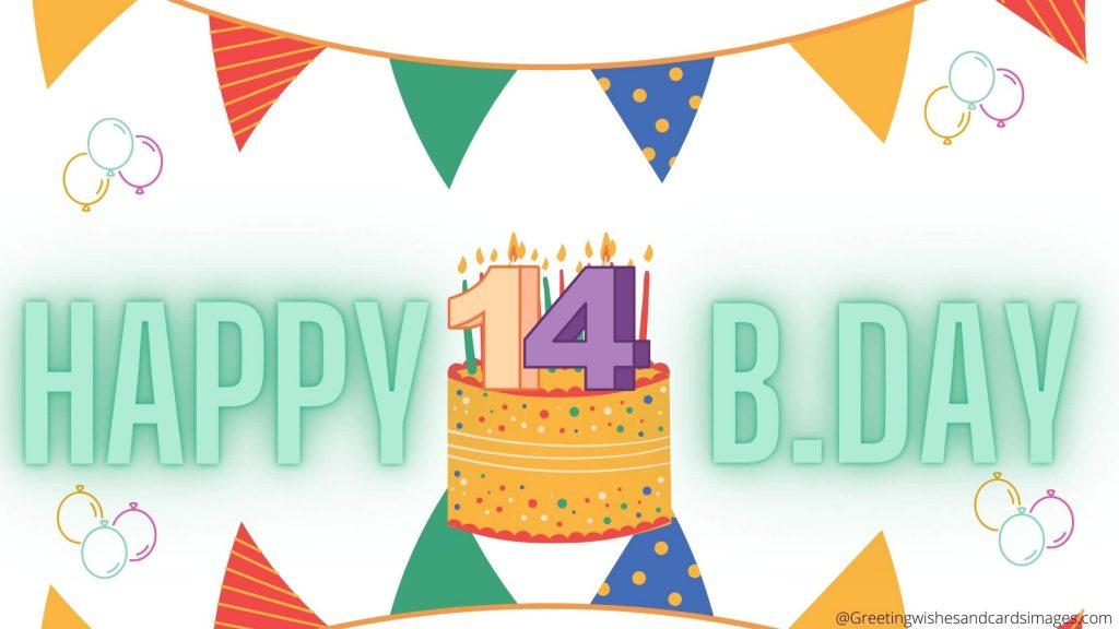 Happy 14th Birthday Friend