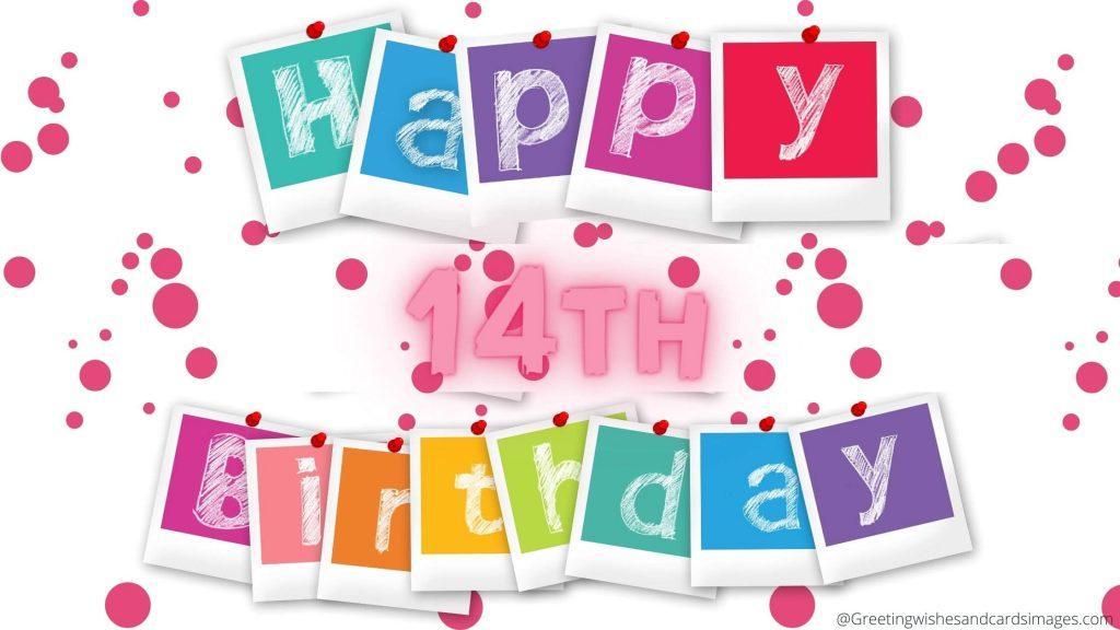 Happy 14th Birthday
