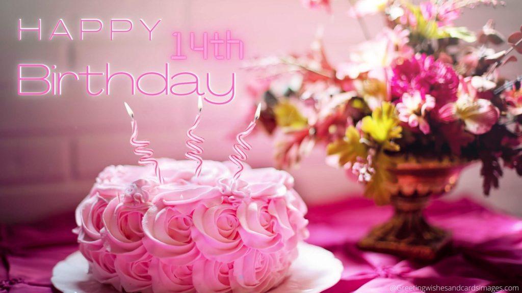 Happy 14th Birthday Girl