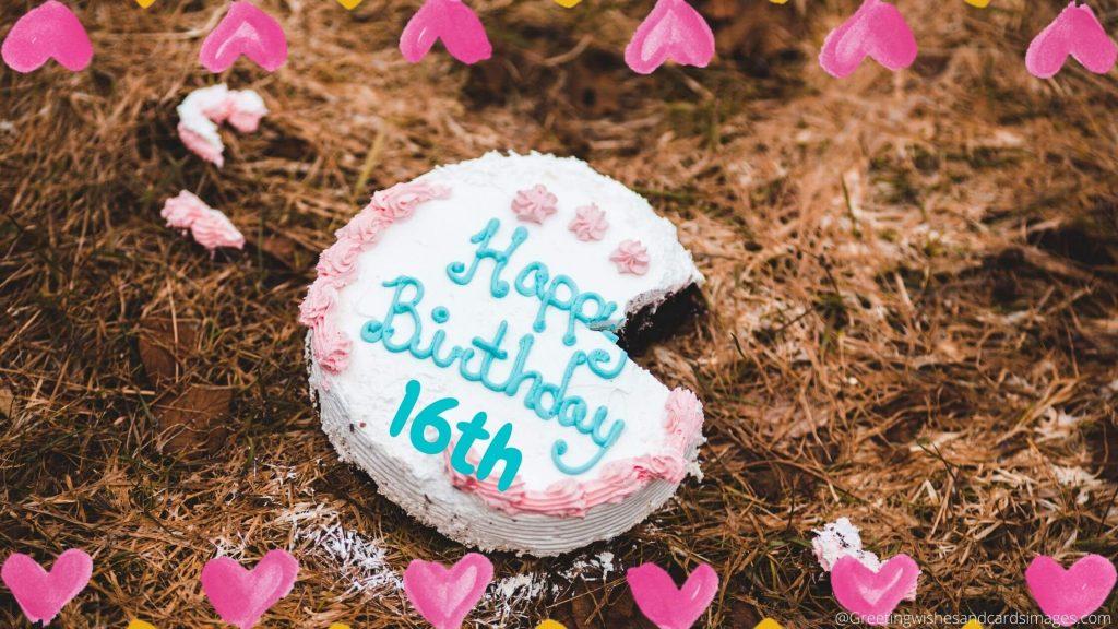 Happy 16th Birthday Pics