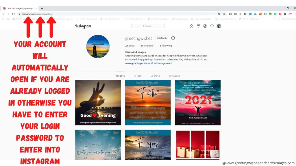 How To Post On Instagram On PC