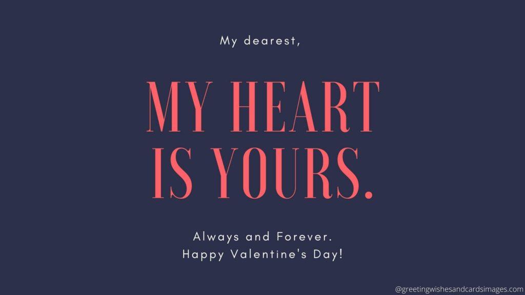 Valentine's Day Wishing
